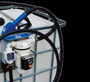 Kit completo para el control del consumo de AdBlue® para empresas