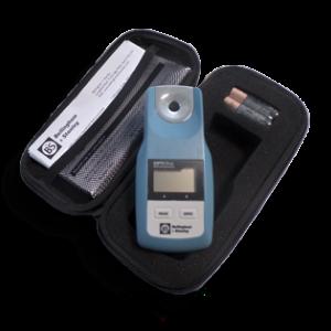 Refractrométro para medir la concentración de Urea en AdBlue