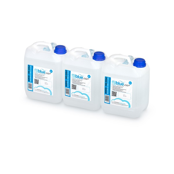 AdBlue 3 garrafas de 5 l + cánula de dosificación